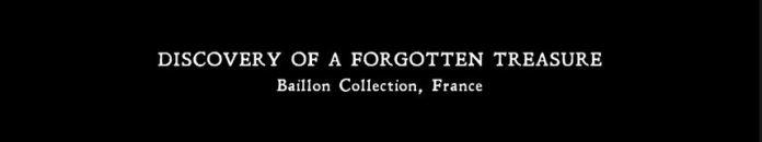 Baillon collection France