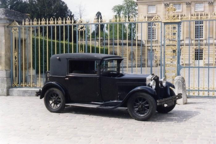 FIAT509- coach 1925