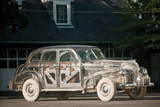 le Pontiac 1939 Deluxe Six