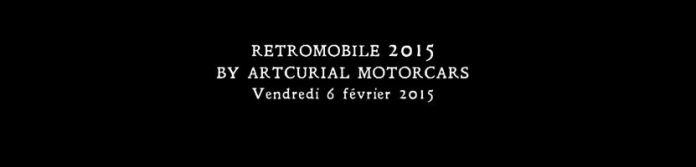 Retromobile 2015 articural
