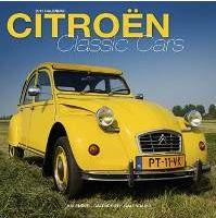 CALENDAR 2015 CITROEN CLASSIC CARS - 15€ - http://www.librairie-passionautomobile.com