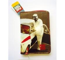 Un porte-passeport fun et design pour voyager ludique, en pvc imprimé - 15€ - http://fouduvolant.com