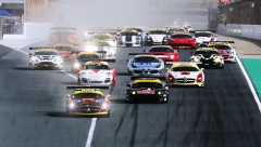 Start 24H SERIES race 24H DUBAI